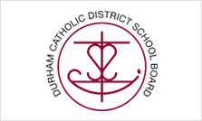 Durham Catholic District School Board Logo