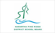Kawartha Pine Ridge District School Board Logo