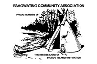 Baagwating Community Association Logo